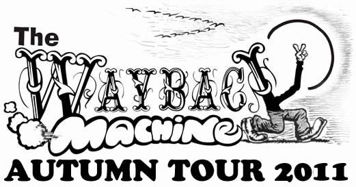 Wayback Machine Spring Tour 2010